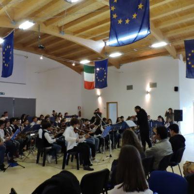 Orchestra dell'I.C. Montessori di Terracina 2