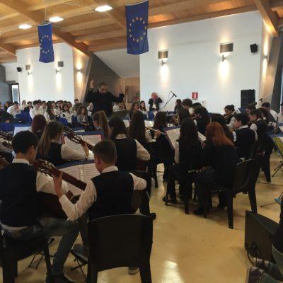 Orchestra dell'I.C. Montessori di Terracina