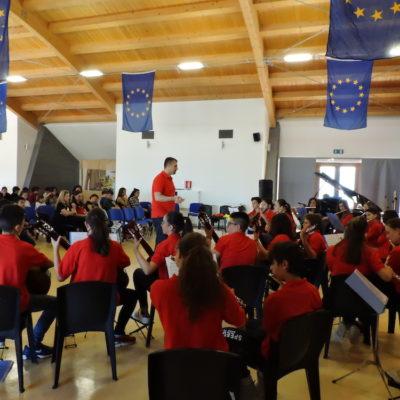 Orchestra dell'I.C. San Cesareo (Roma)