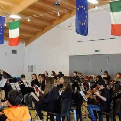 Orchestra dell'I.C. Sinopoli Ferrini di Roma